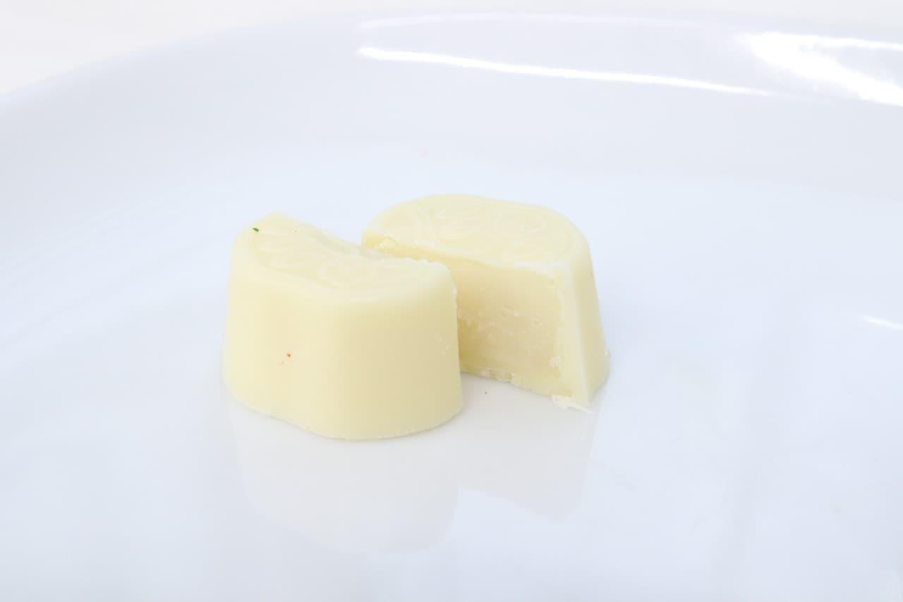資生堂パーラー銀座本店限定花椿ショコラ