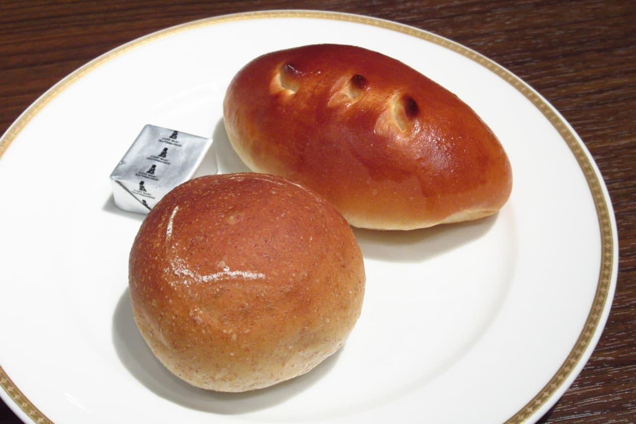 ベーカリーレストランサンマルクパン食べ放題