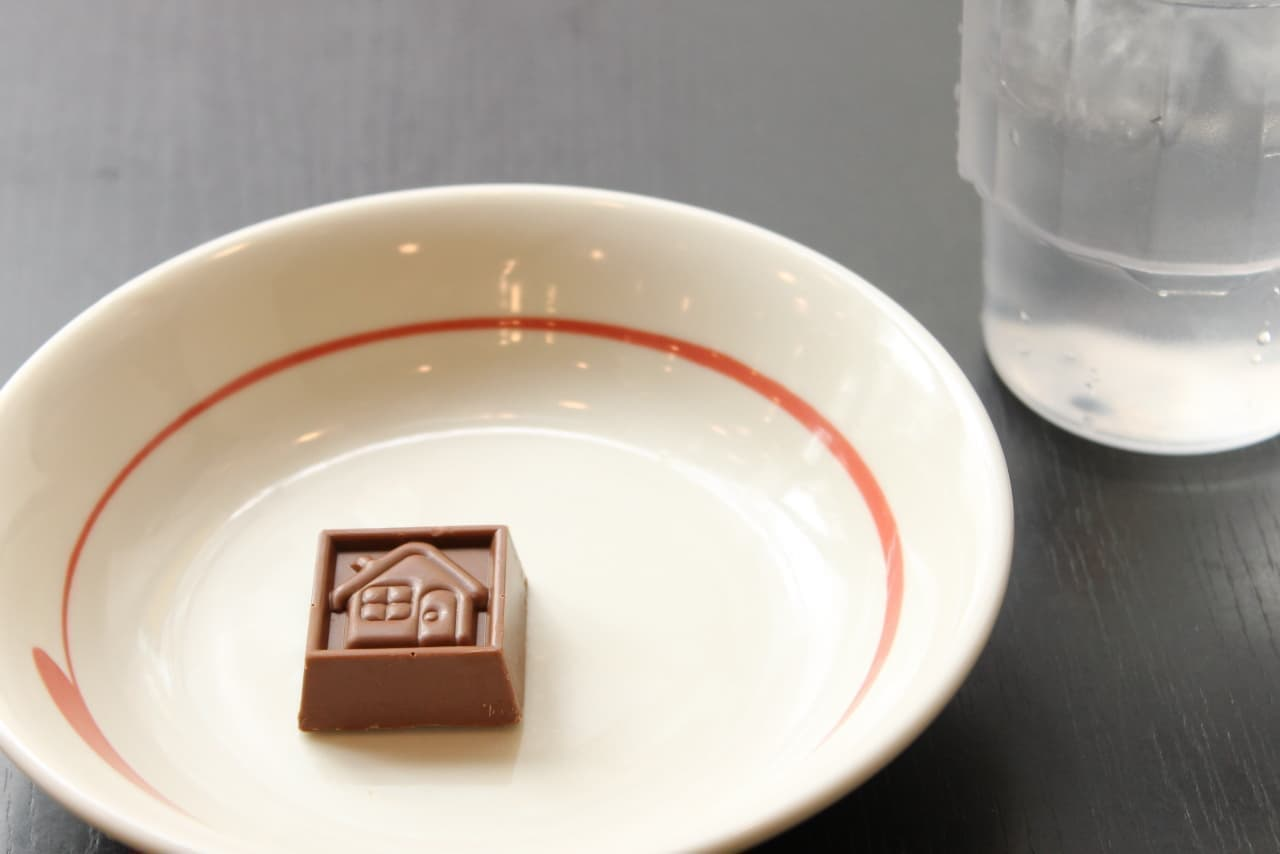 幸楽苑「チョコレートらーめん」