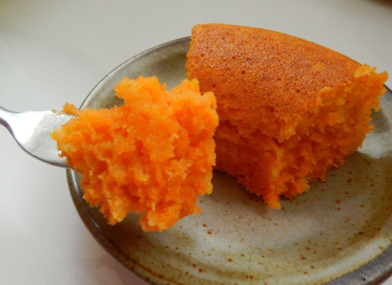 炊飯器で作るキャロットケーキの簡単レシピ