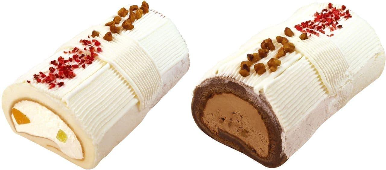 不二家洋菓子店「ミルキーツインロール」