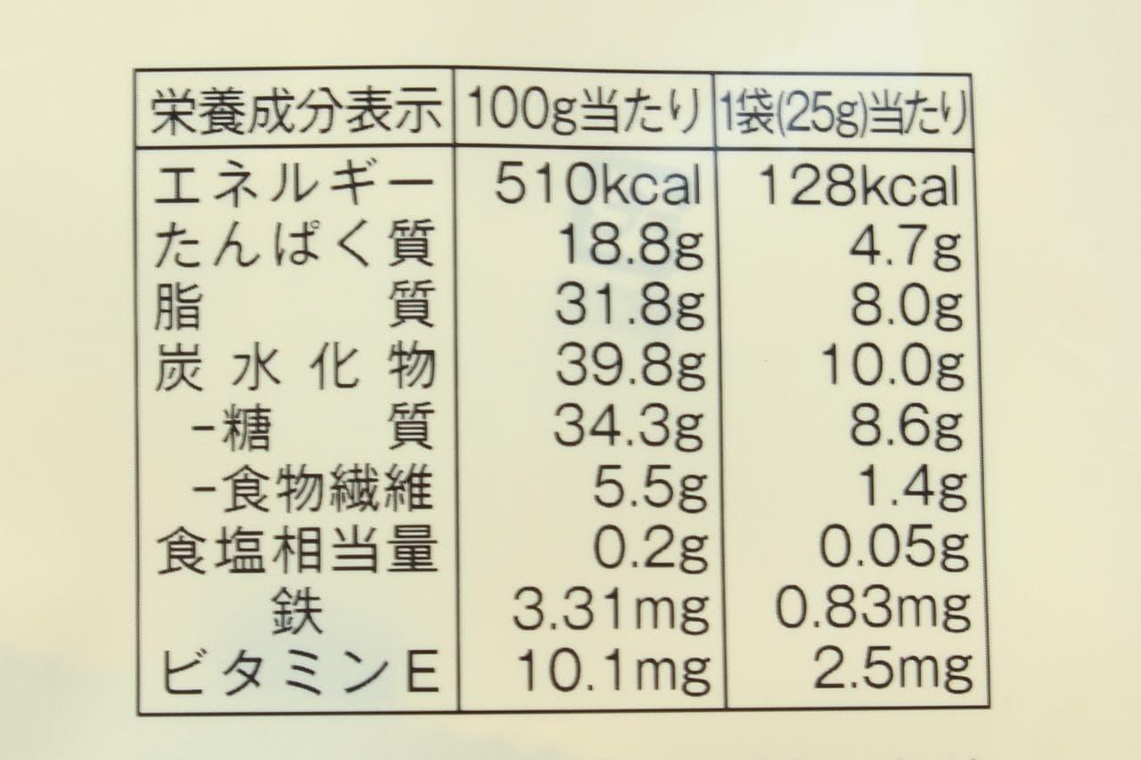 成城石井「トレイルミックスプロテイン」