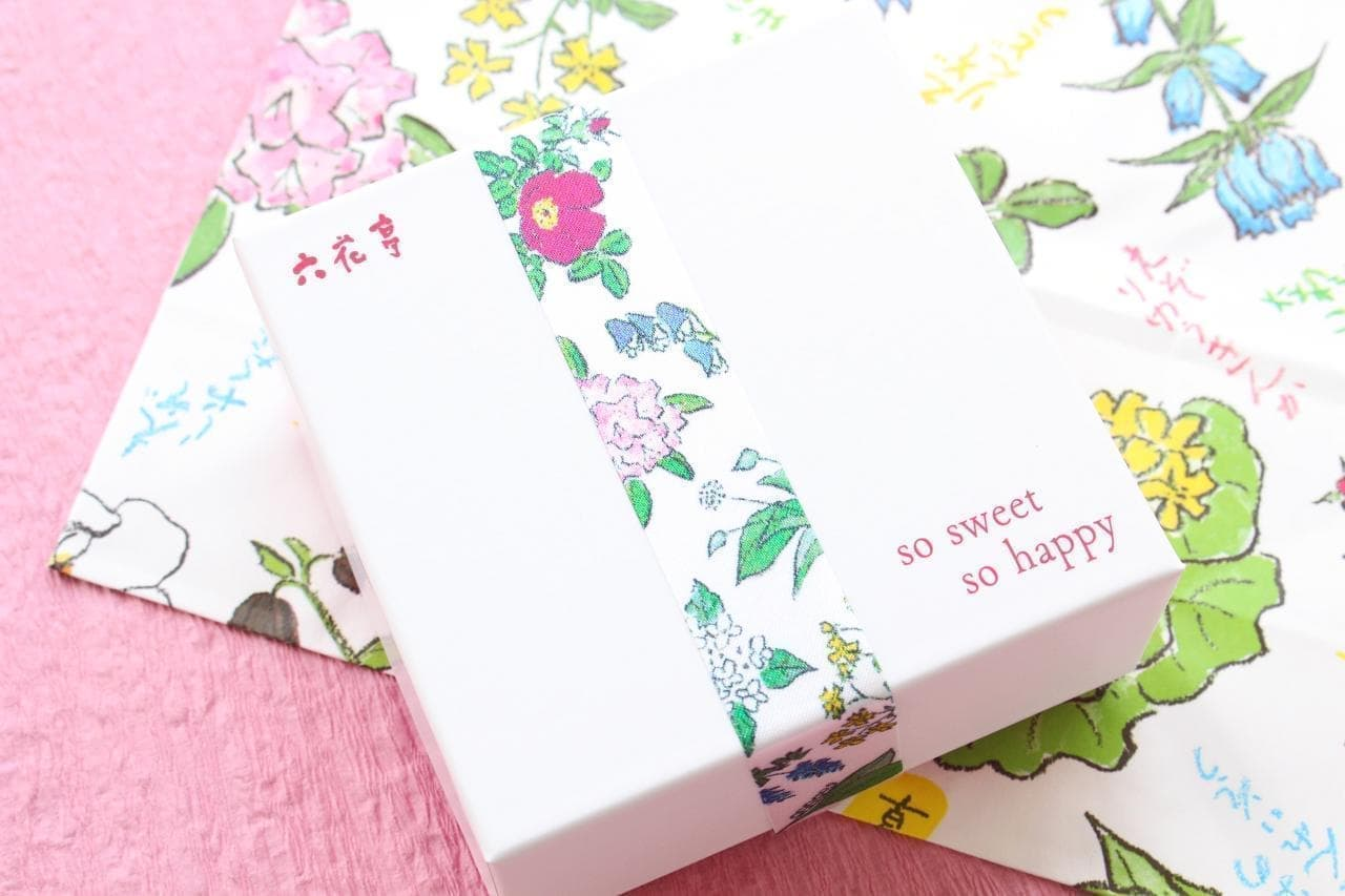 六花亭「so sweet so happy」