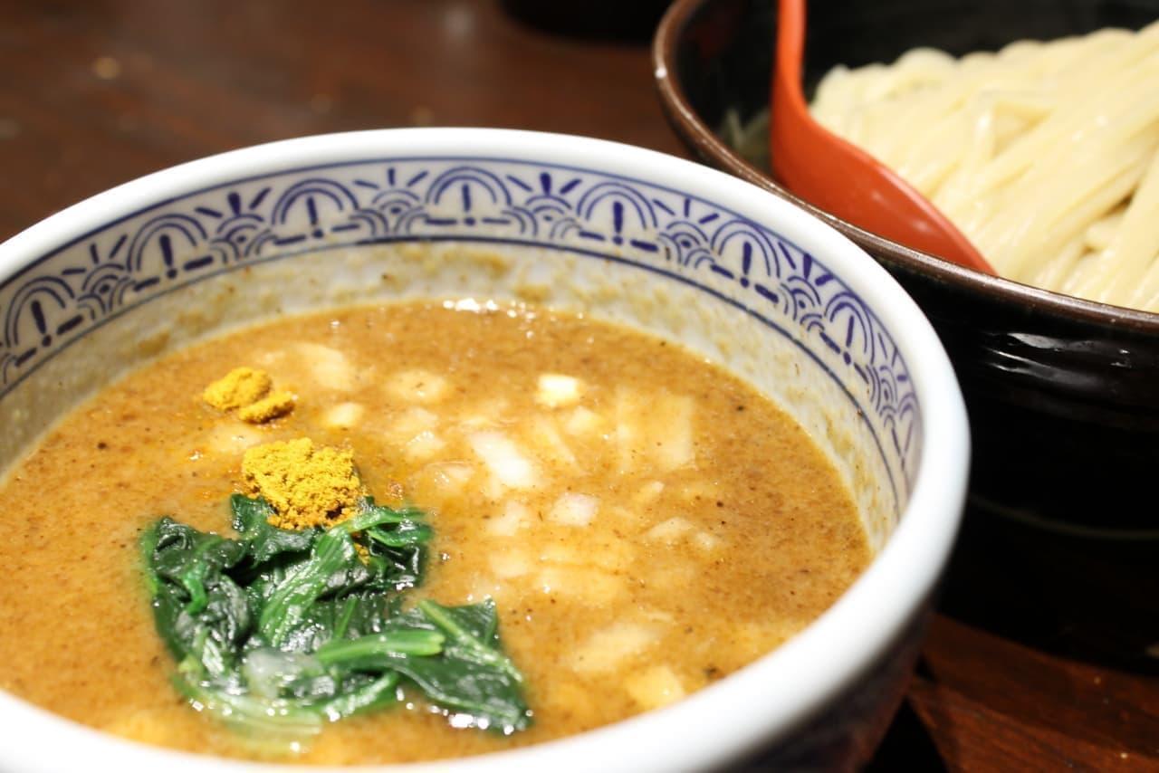 三田製麺所「三田流カレーつけ麺」