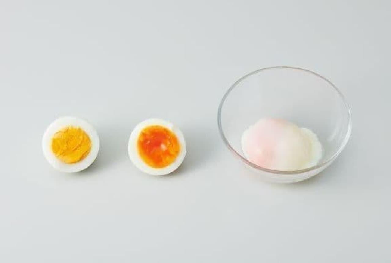 小泉成器「エッグスチーマー」