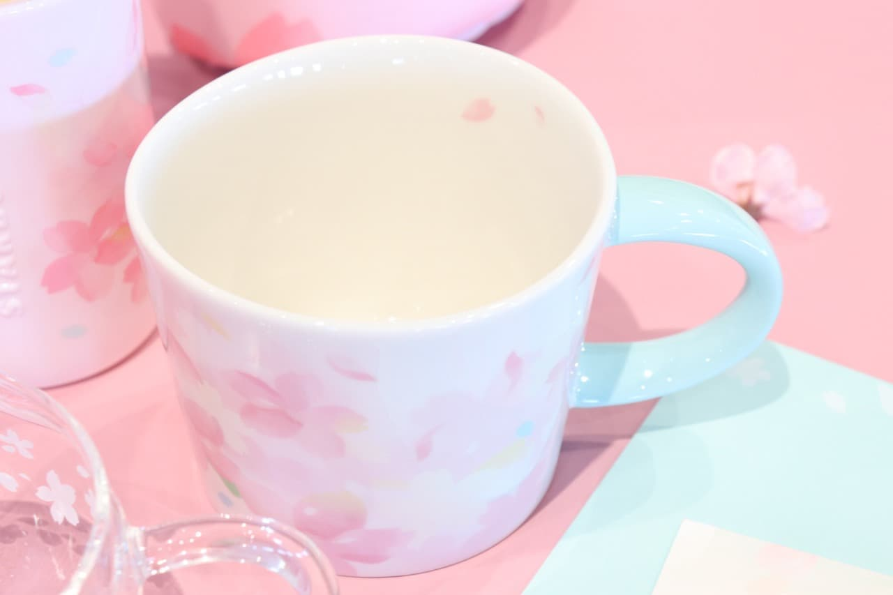 スターバックスの桜グッズ第1弾