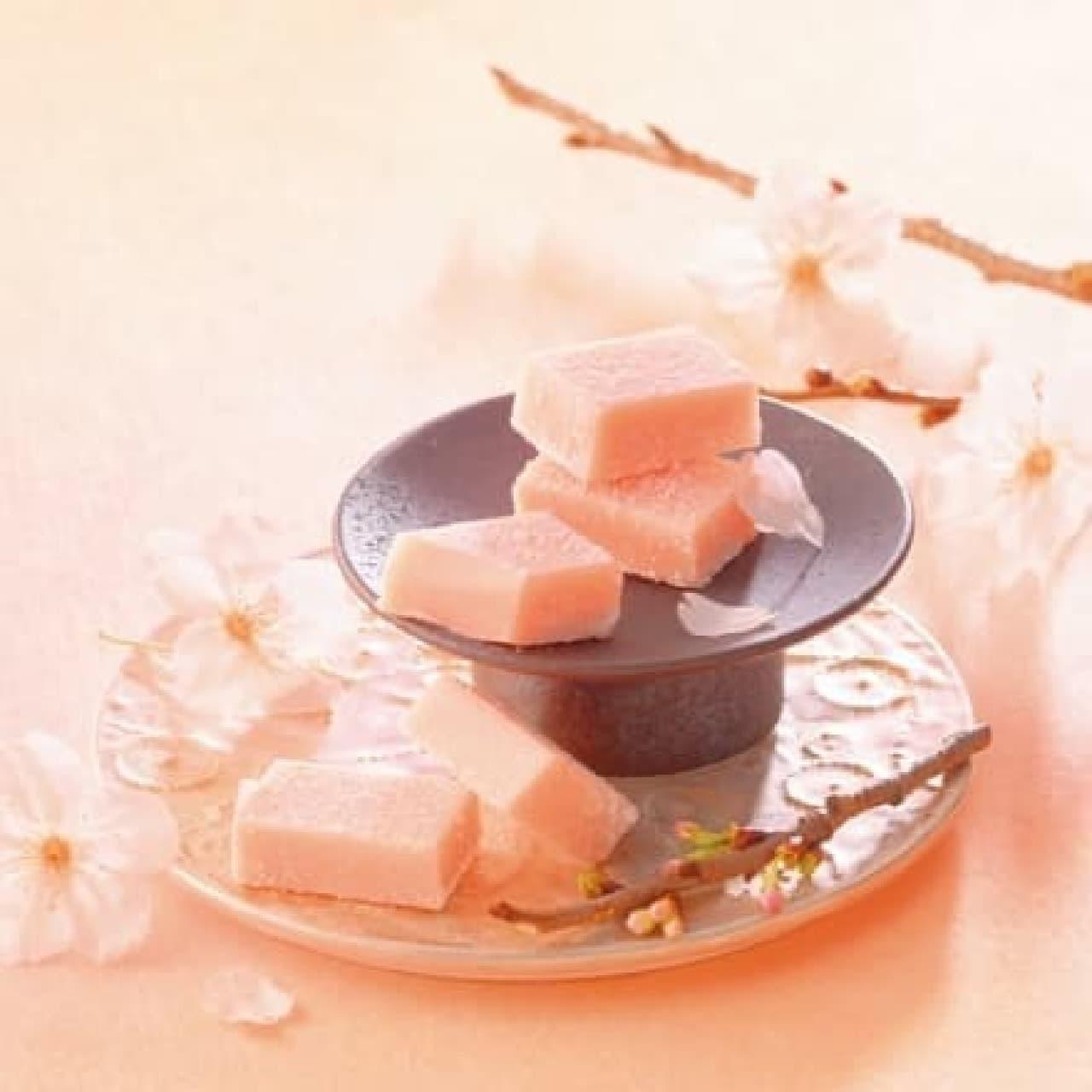 ロイズの生チョコレート[桜フロマージュ]