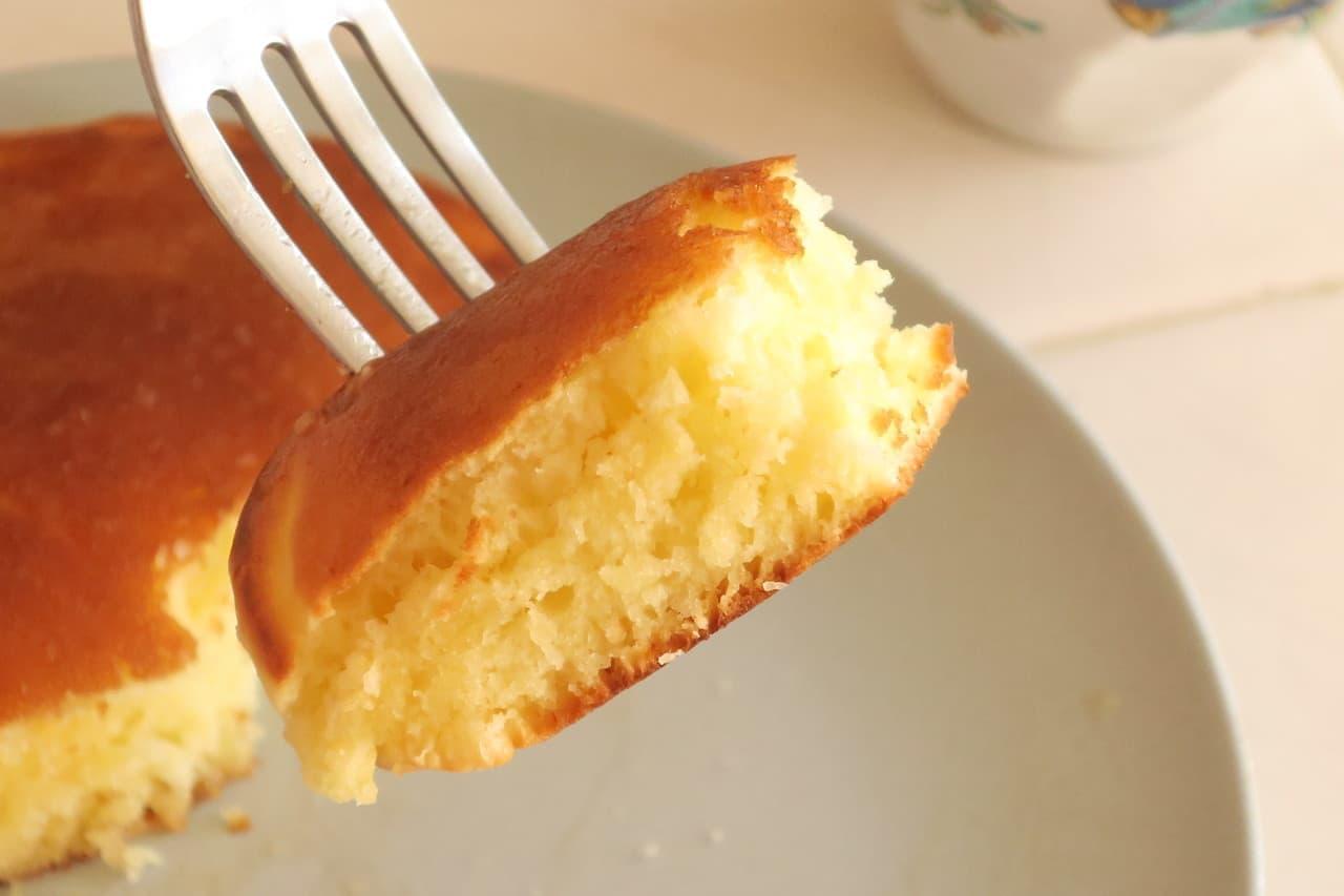 生クリームを使ったホットケーキレシピ