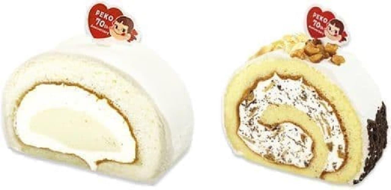 不二家洋菓子店「ミルキーケーキフェア」