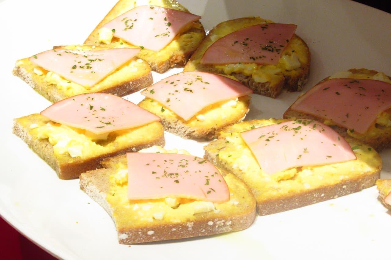 神戸屋のパン食べ放題