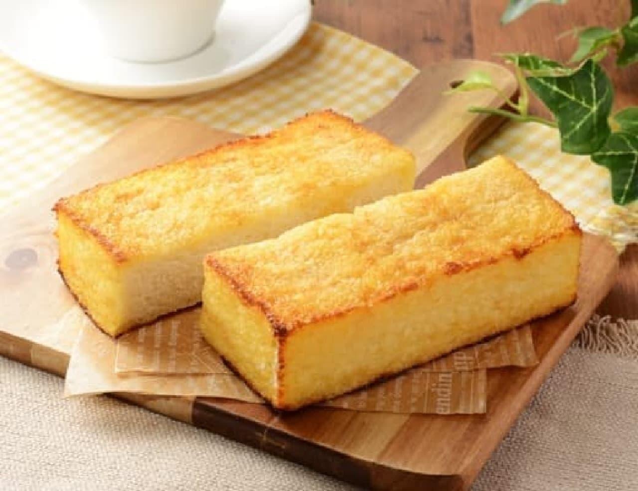 ローソン「バター香るジューシーフレンチトースト」