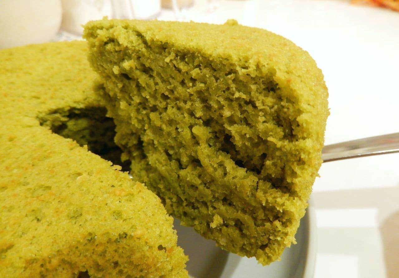材料は2つだけ。炊飯器で焼けるほったらかしケーキの簡単レシピ