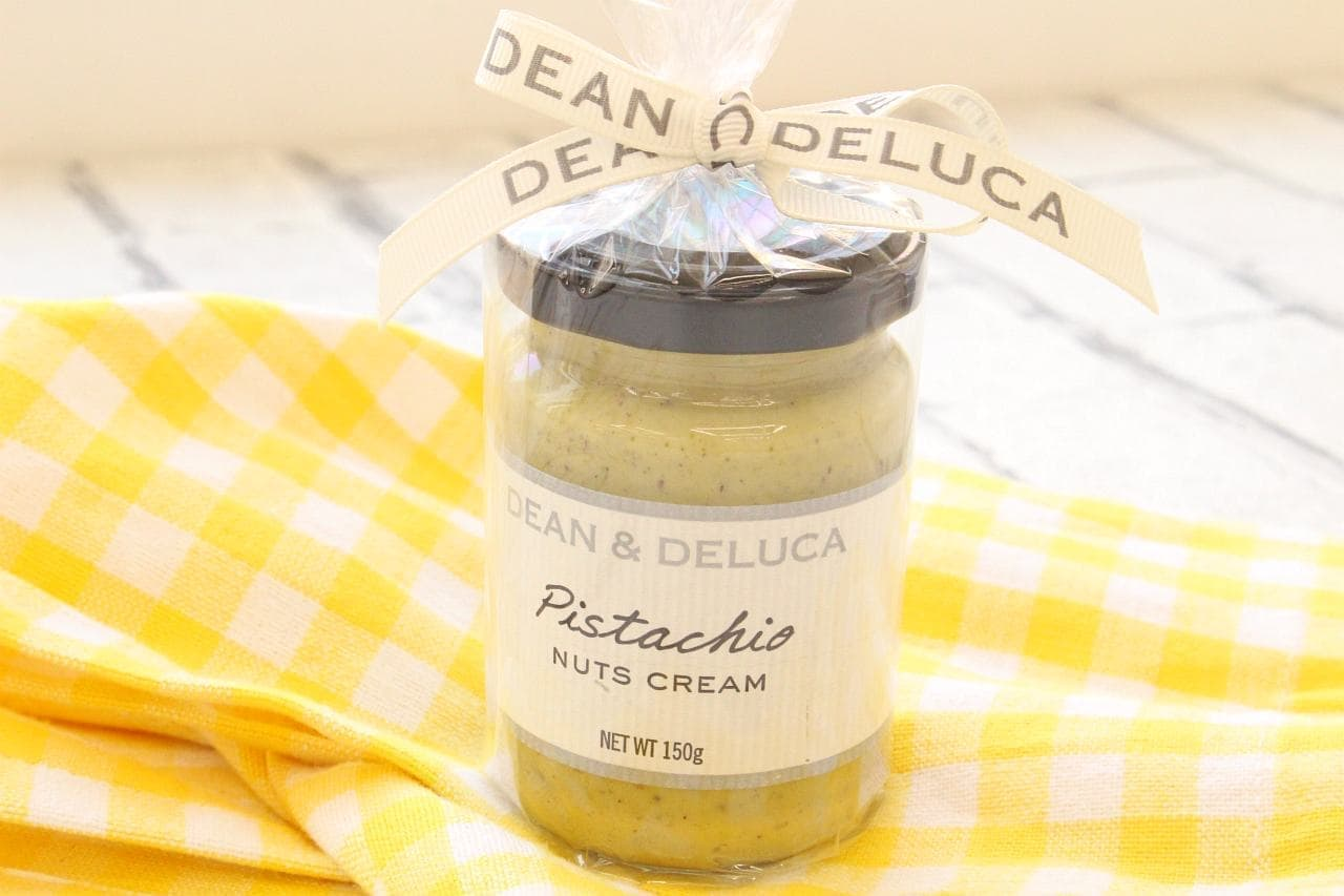 Dean&Deluca ピスタチオクリーム