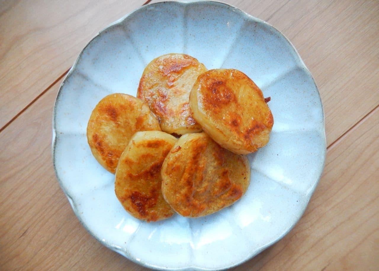 「じゃがいも餅」の簡単レシピ