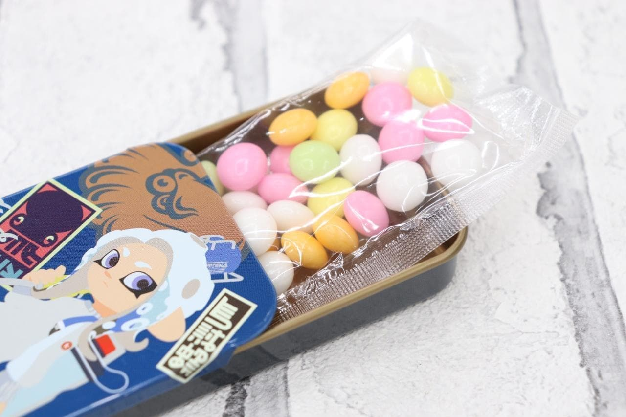 Nintendo TOKYO「スプラトゥーン スライド缶ラムネコレクション」