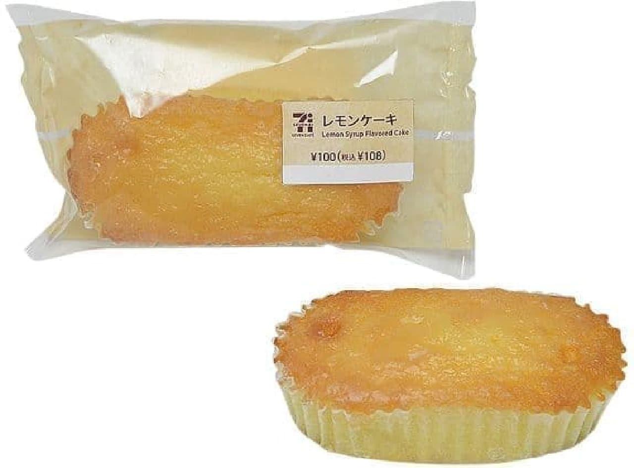 セブン-イレブン「レモンケーキ」