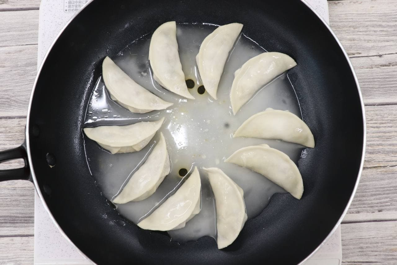 ミート矢澤「ヤザワミートのぶた肉餃子」
