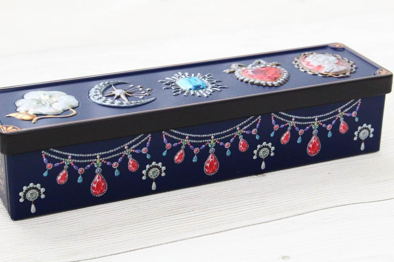 青山デカーボの宝石箱缶