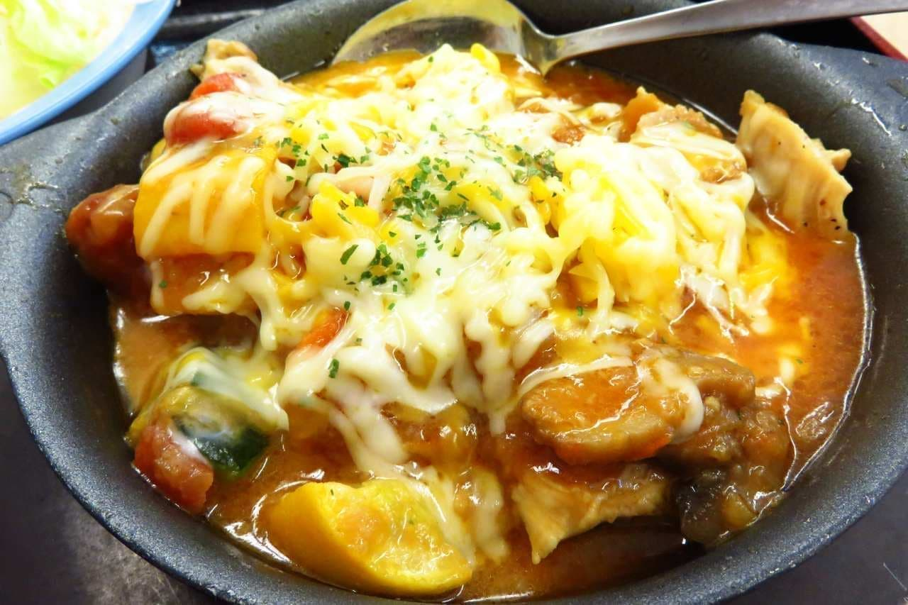 松屋「カチャトーラ定食」