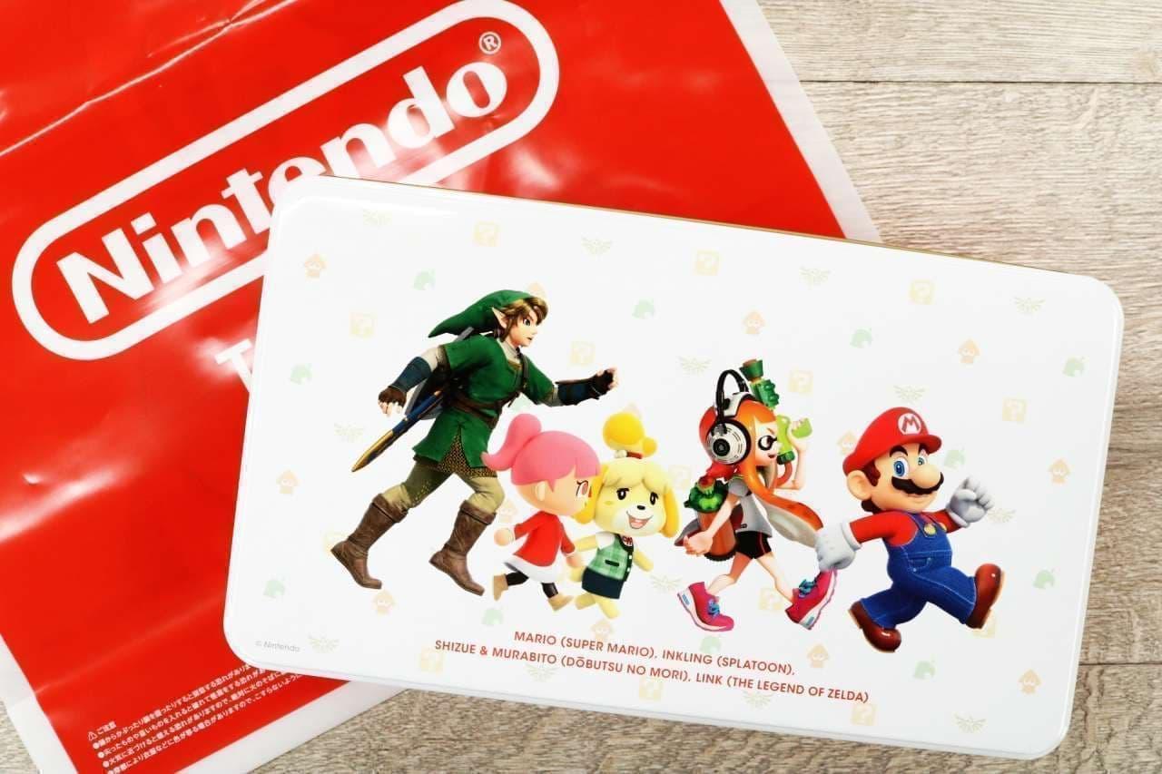 Nintendo TOKYO限定「ロールクッキー Nintendo TOKYO」
