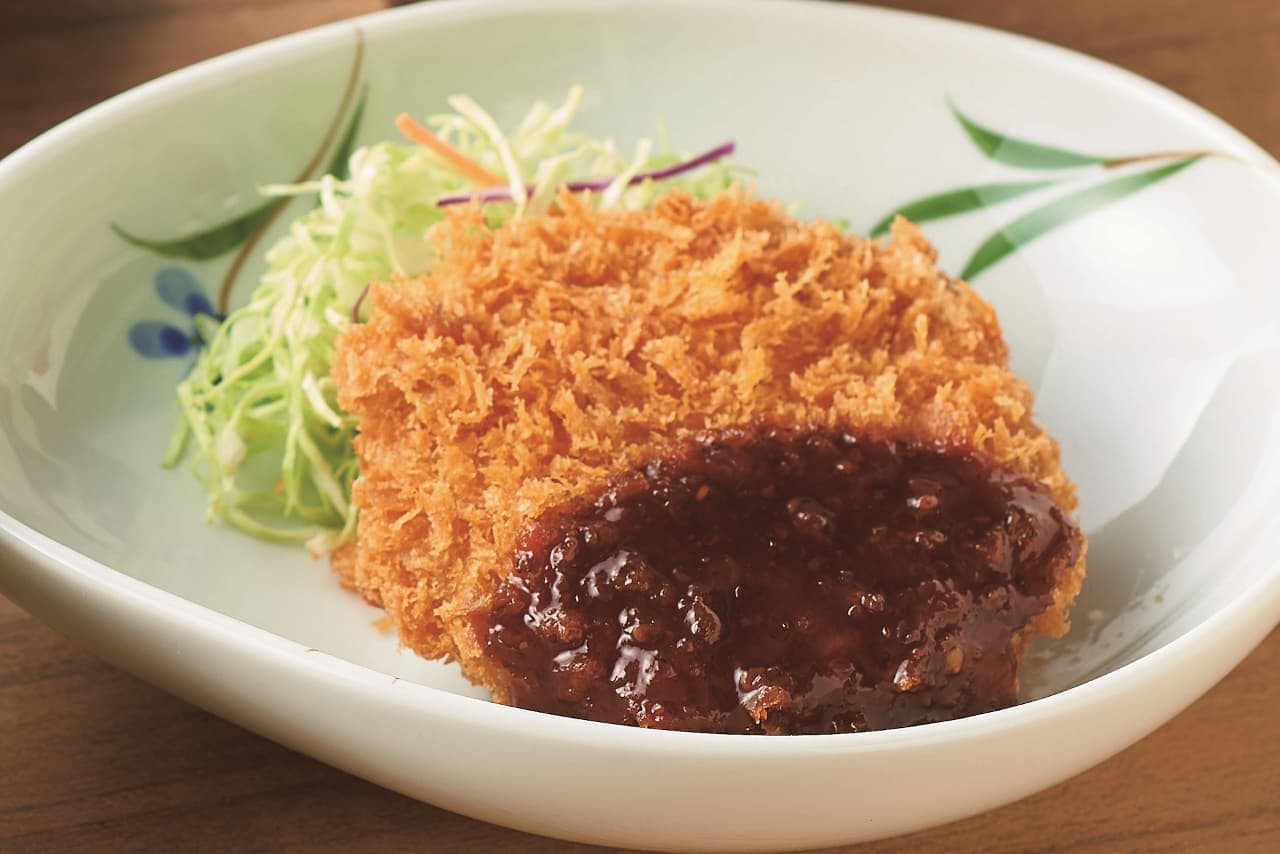 やよい軒に「肉豆腐と焼魚の定食」「肉豆腐とメンチカツの定食