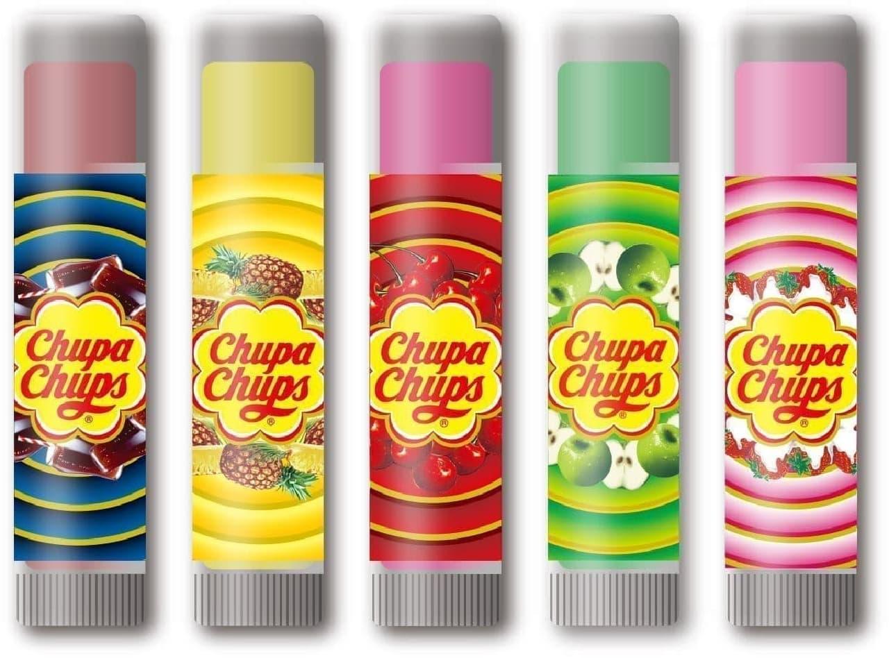 デリシャスリップクリーム「チュッパチャプス」の香り