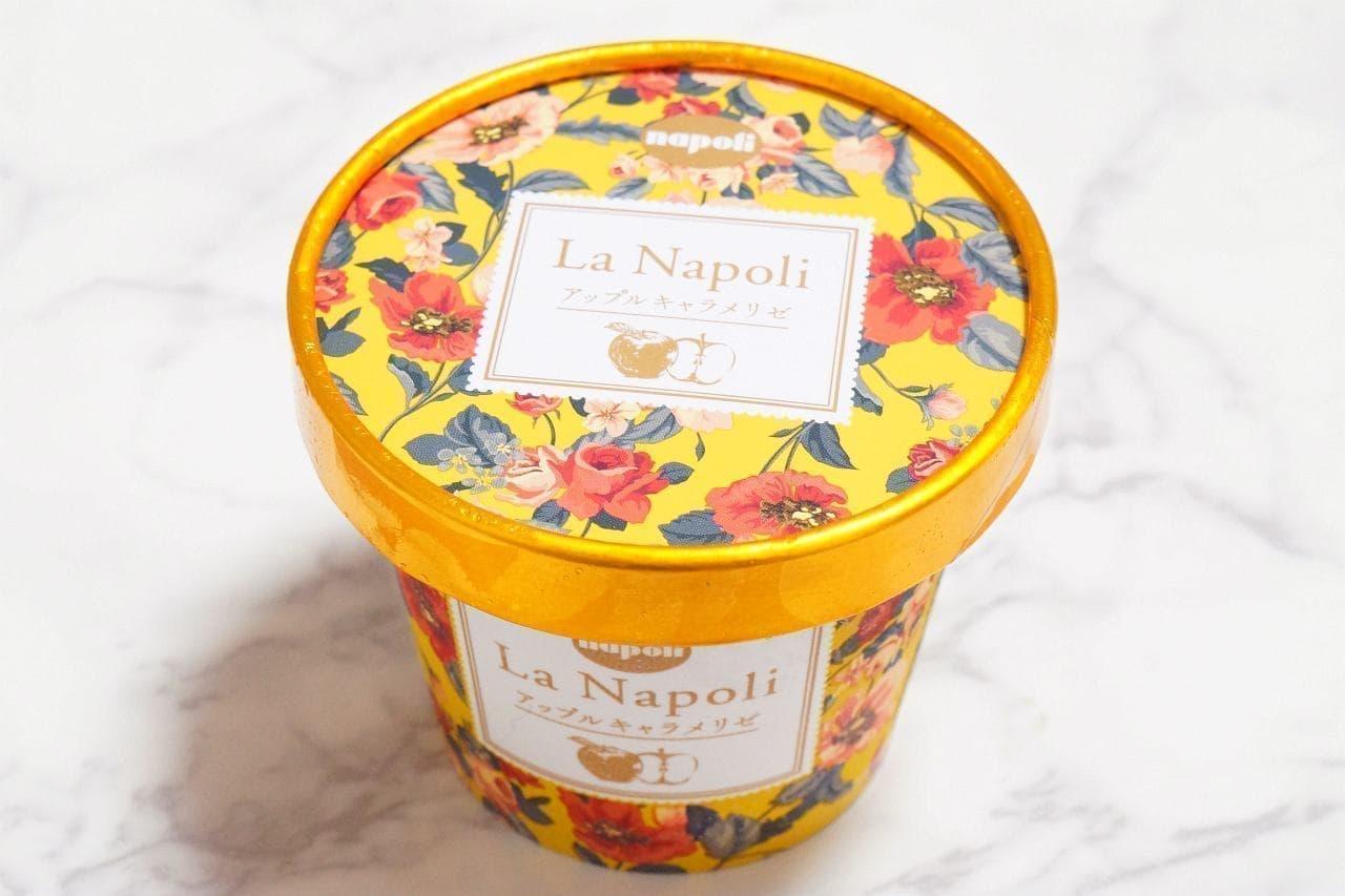 ラ・ナポリ「アップルキャラメリゼ」