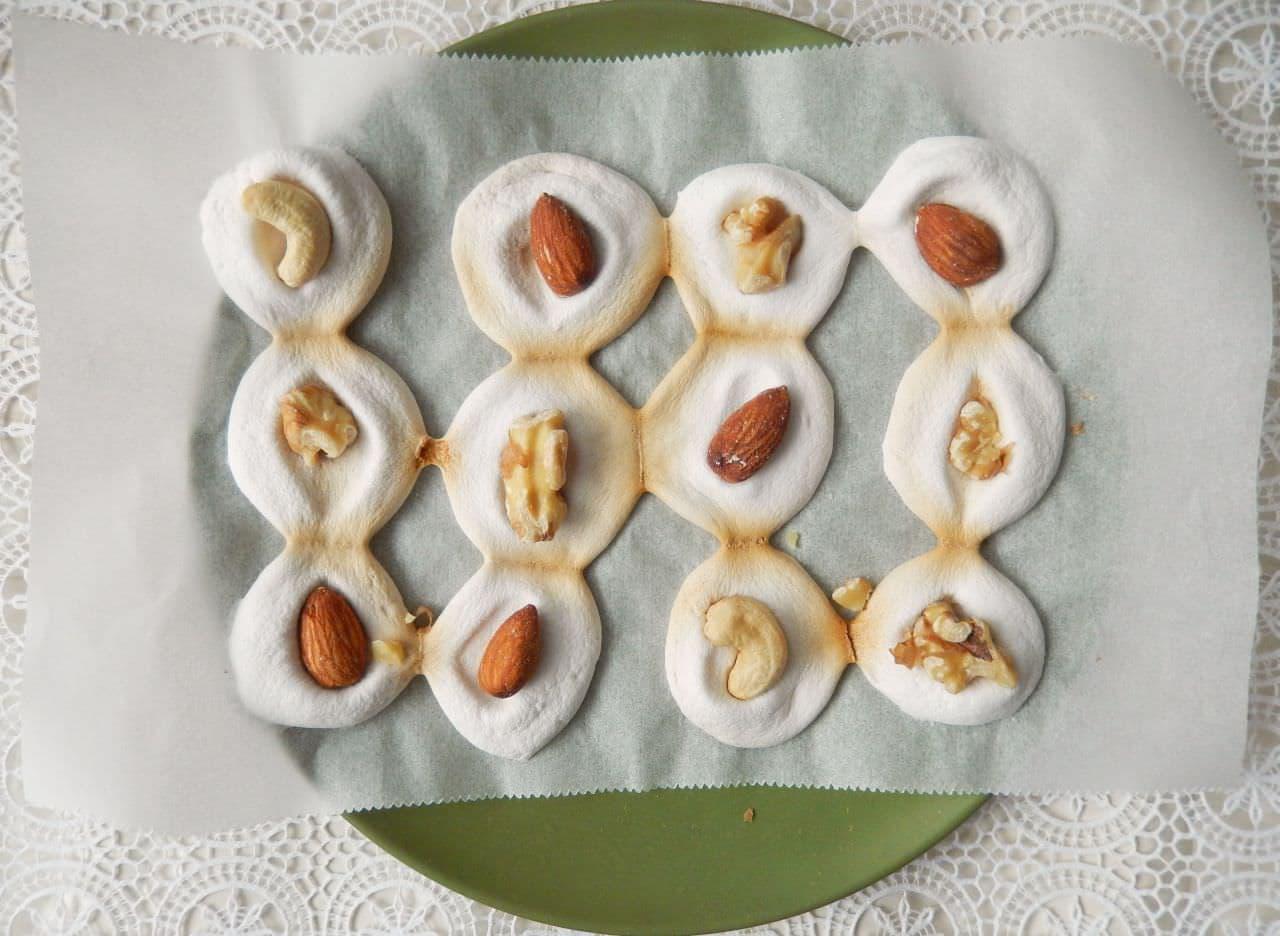 レシピ「マシュマロクッキー」