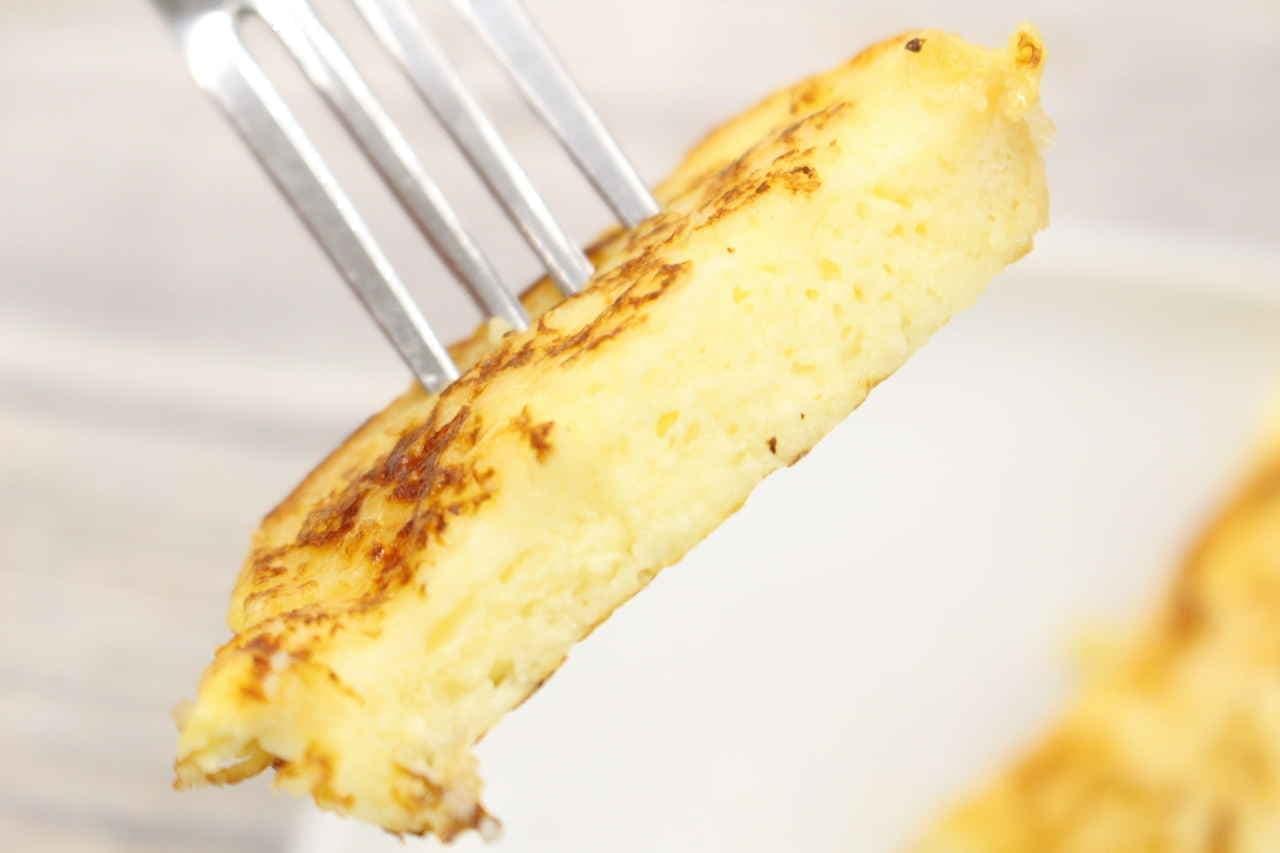 レシピ「ガーリックフレンチトースト」