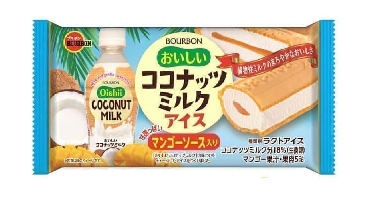 ココナッツミルクアイスモナカ
