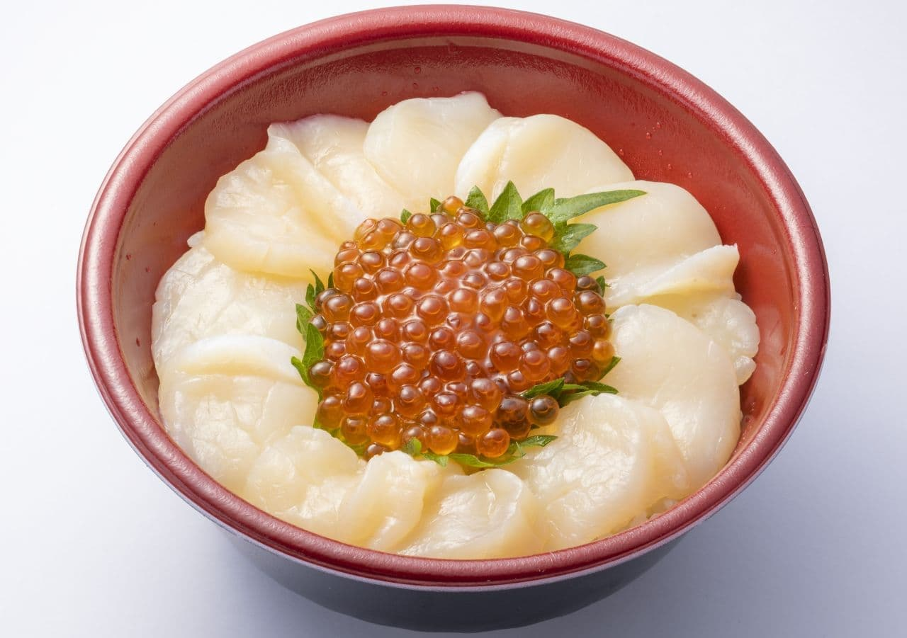 はま寿司「贅沢ねたの特上丼ぶり」