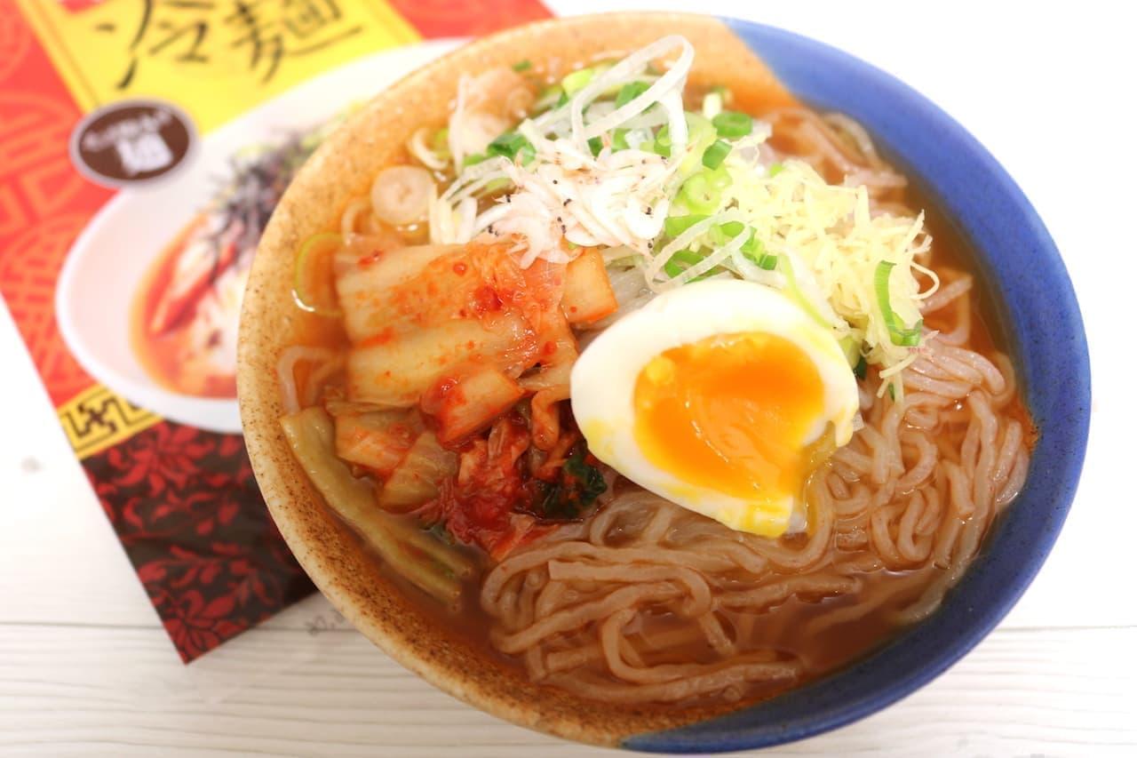カルディ「キムチ冷麺」