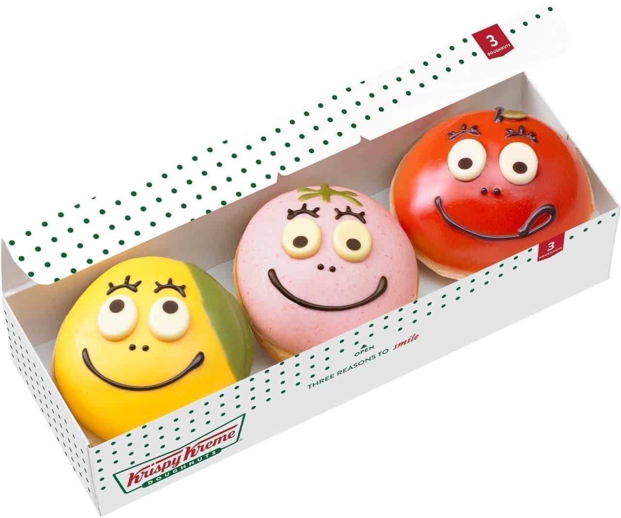 KKDコラボドーナツ「バーバパパ ボックス」