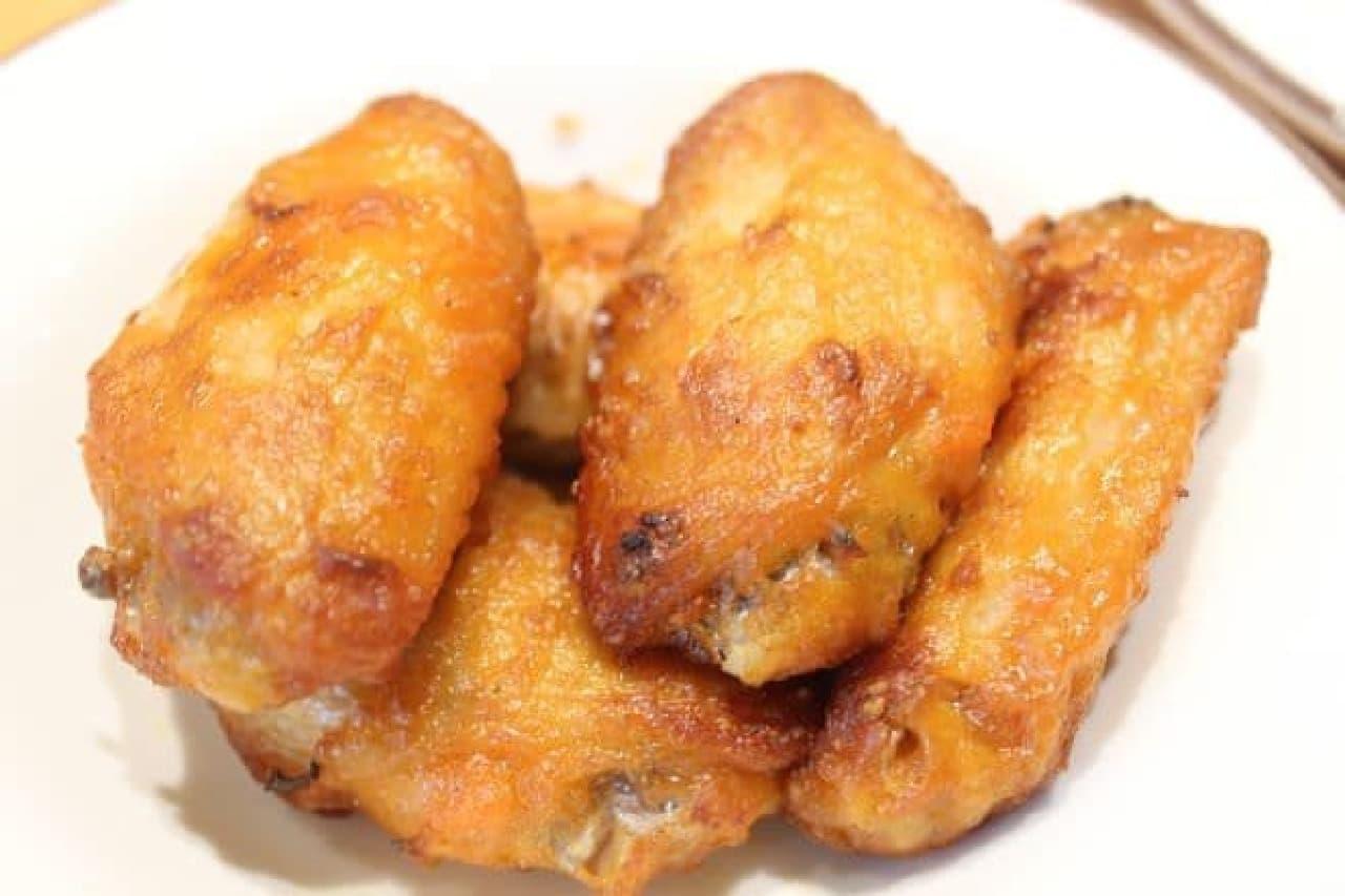 サイゼリヤ辛味チキン
