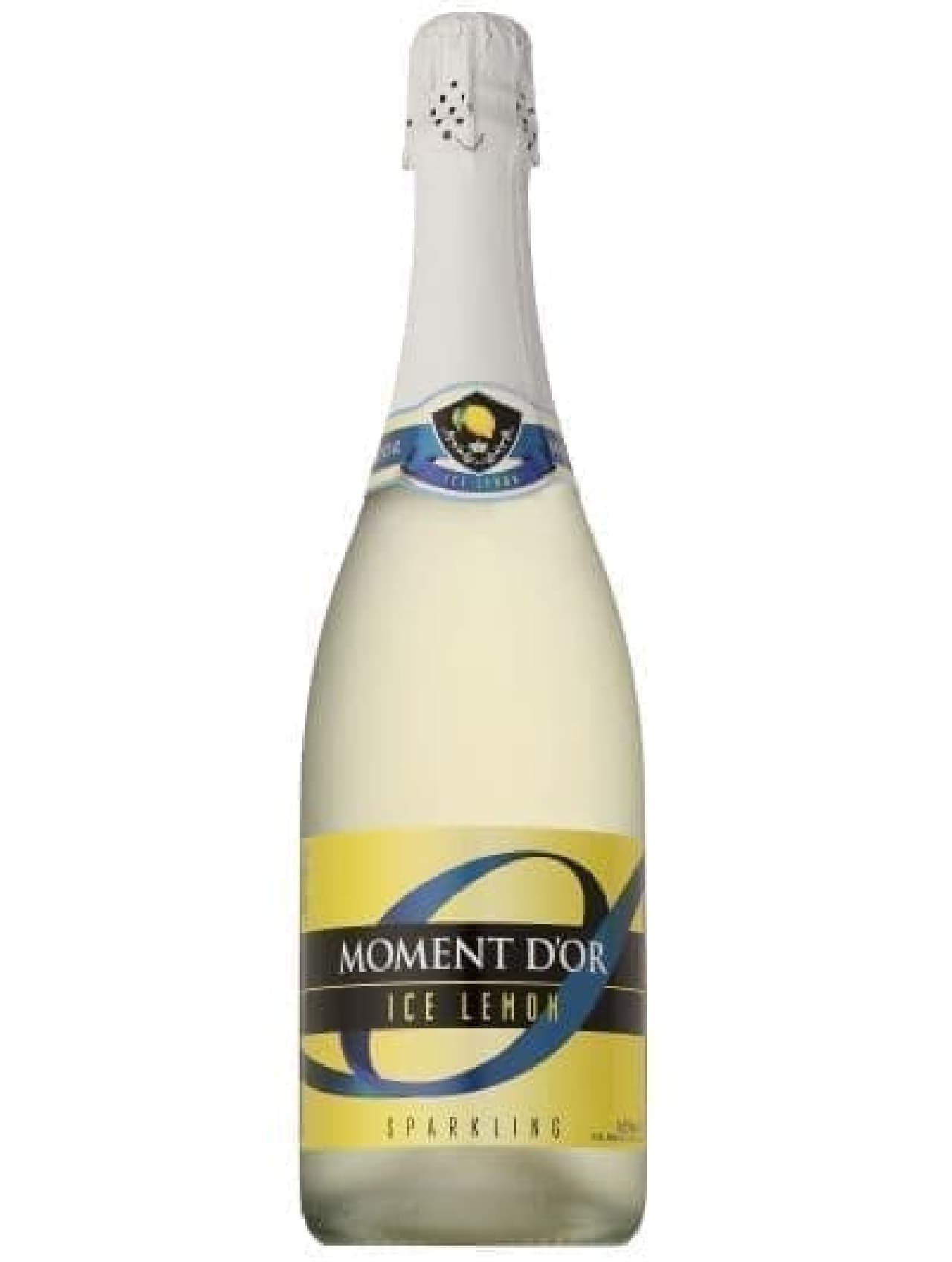 サントリー「モマンドール アイスレモン」