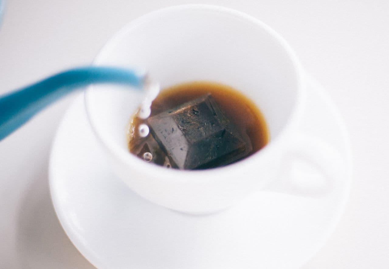ライトアップコーヒー「エスプレッソキューブ」