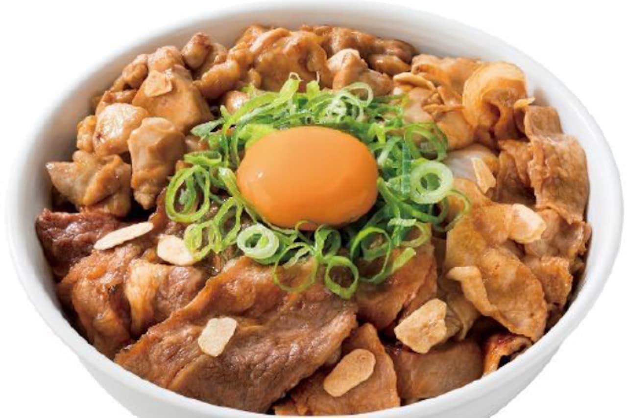 吉野家にテイクアウト対応「スタミナ超特盛丼」