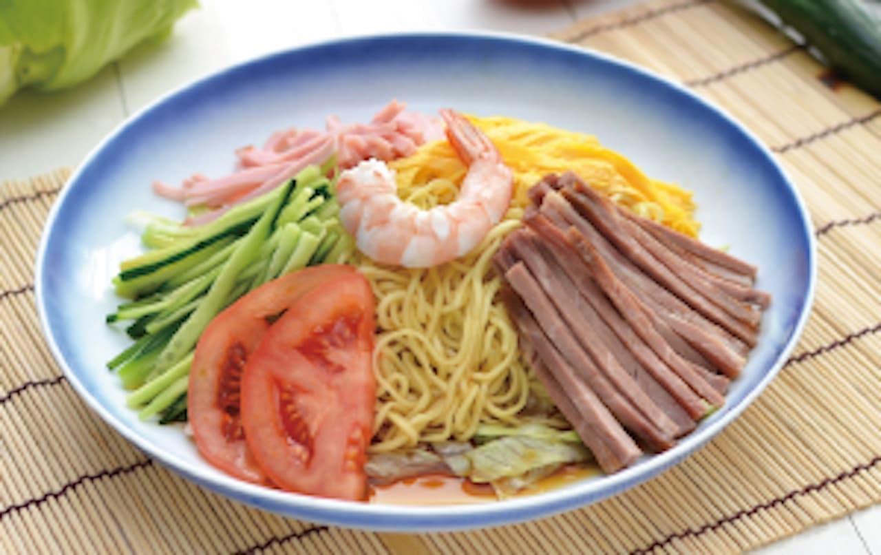 551HORAIに夏季限定「冷麺(冷やし中華)」
