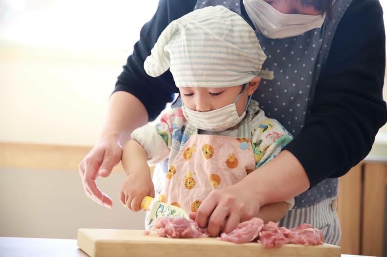 お子さんの外出自粛支援!園児向きレシピ本「ひより食堂へようこそ」