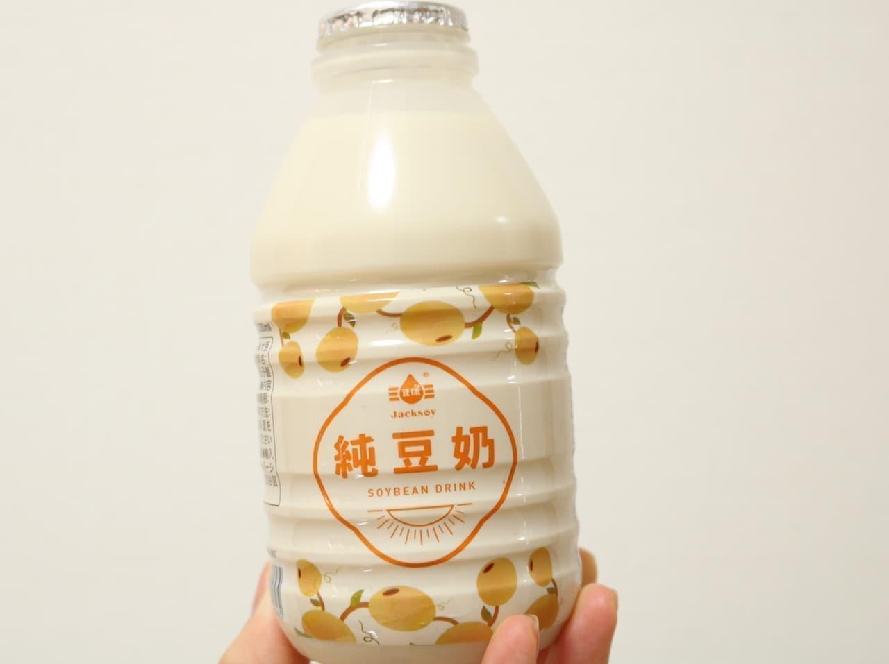 正康 ジャックソイ 台湾豆乳