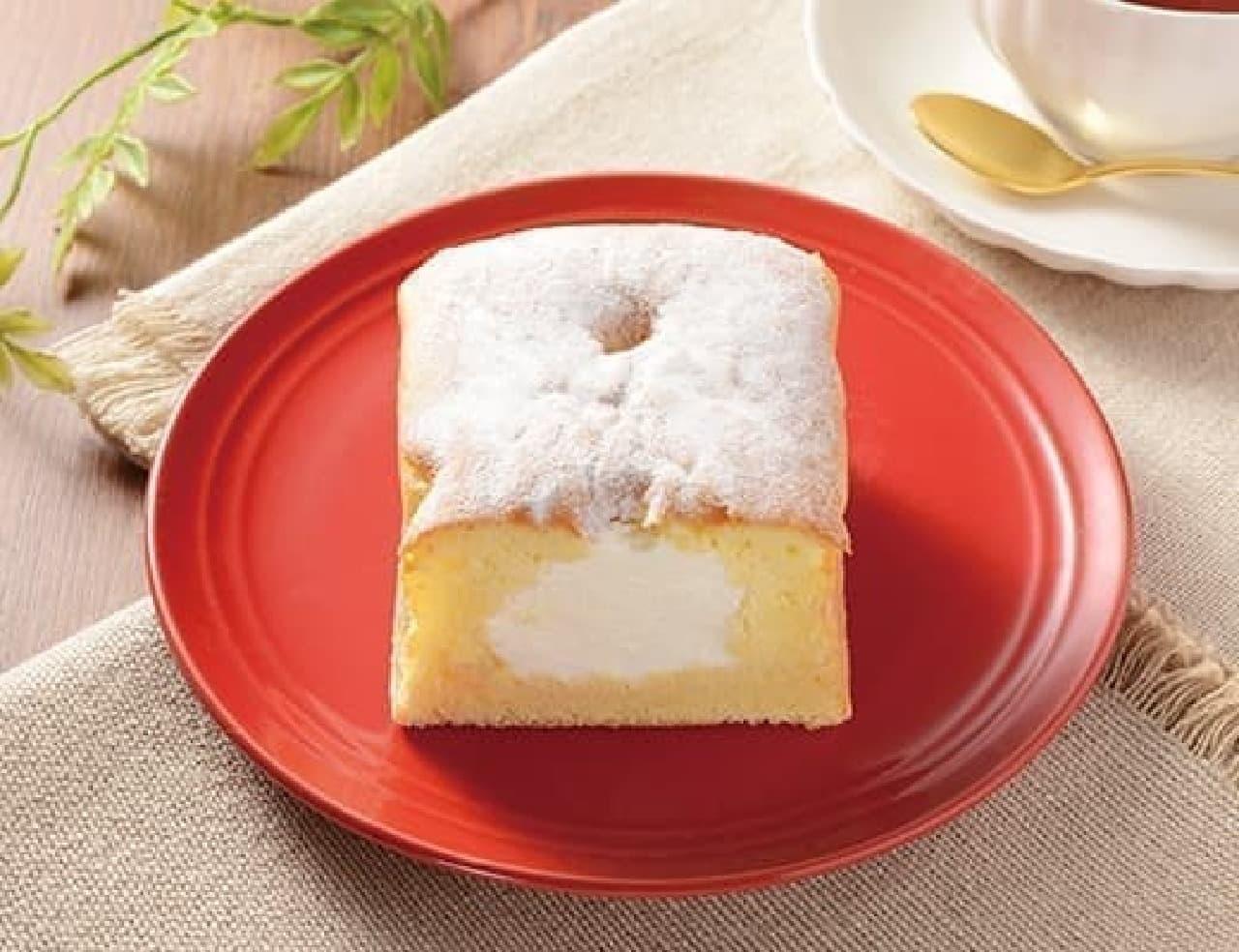 ローソン「生パウン -生パウンドケーキ-」