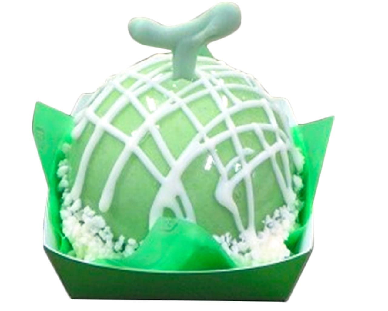 シャトレーゼ「まんまるメロンケーキ」