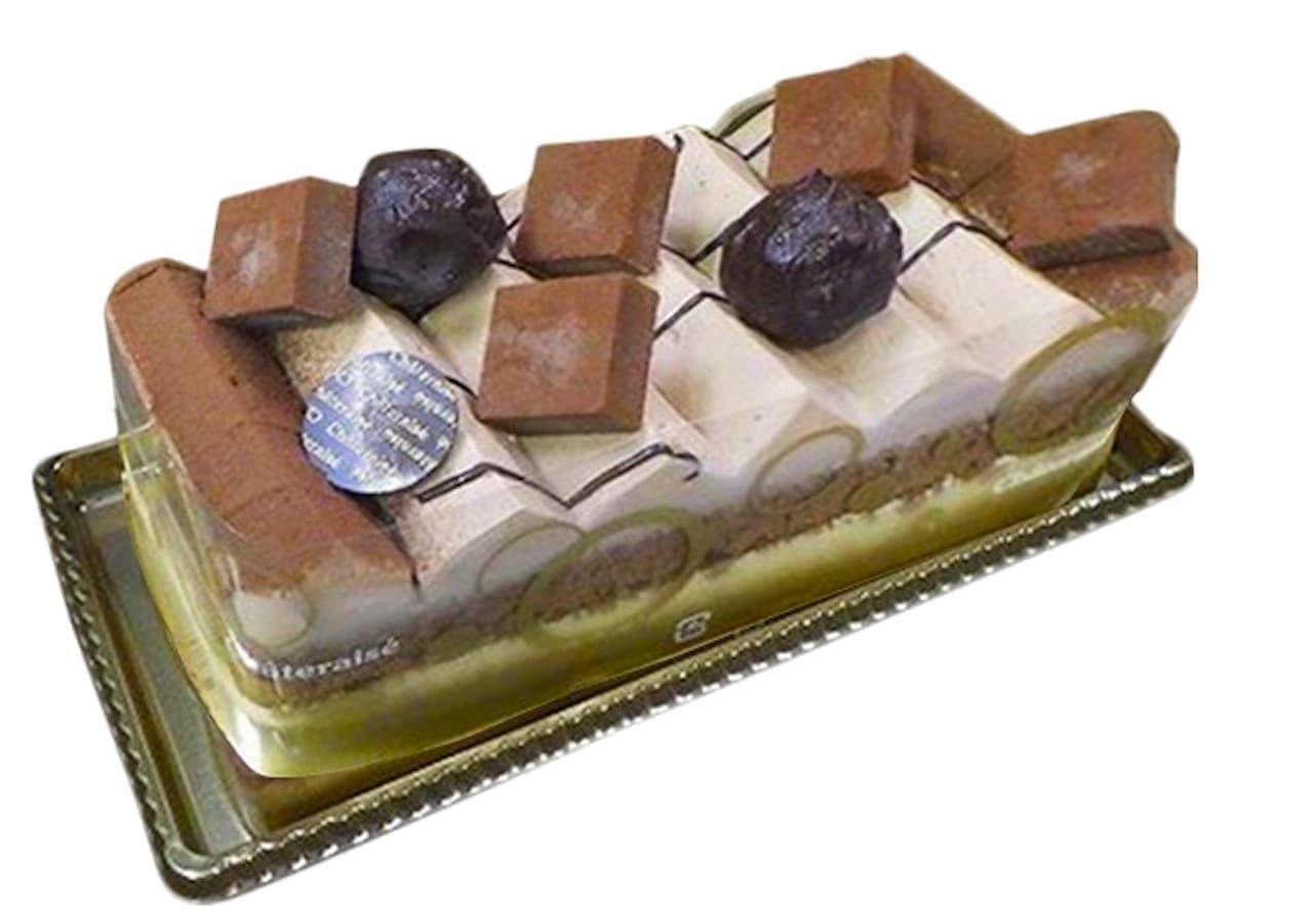 シャトレーゼ「生チョコとトリュフのバトン」