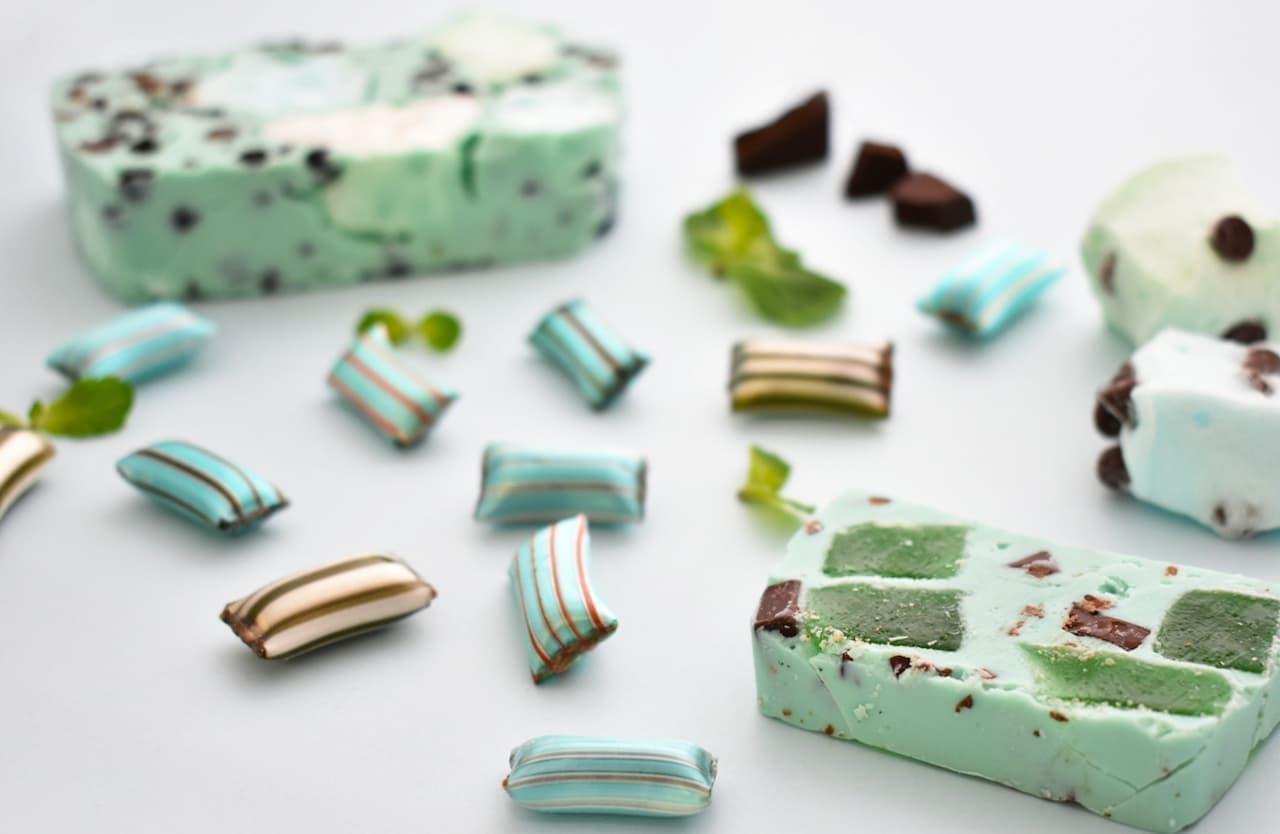 パパブブレ「チョコミントシリーズ」