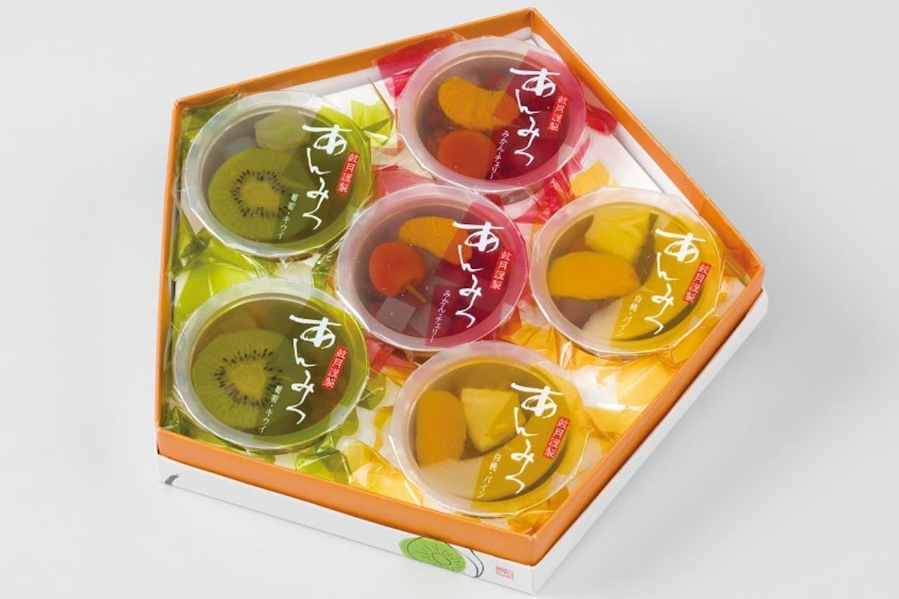 「京菓子處鼓月」夏の和菓子まとめ