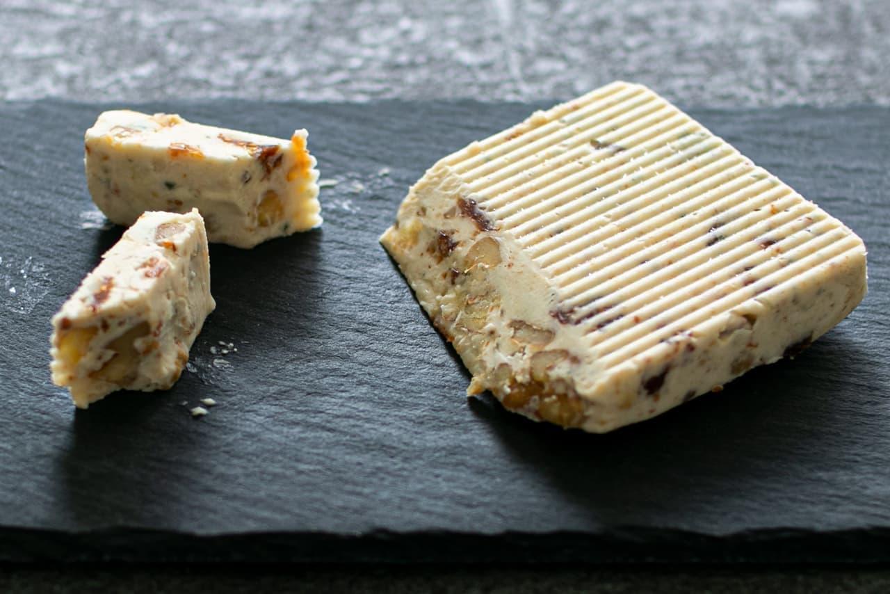 カノーブルに「生ハム巻きバター」「ブルーチーズ入りバター」