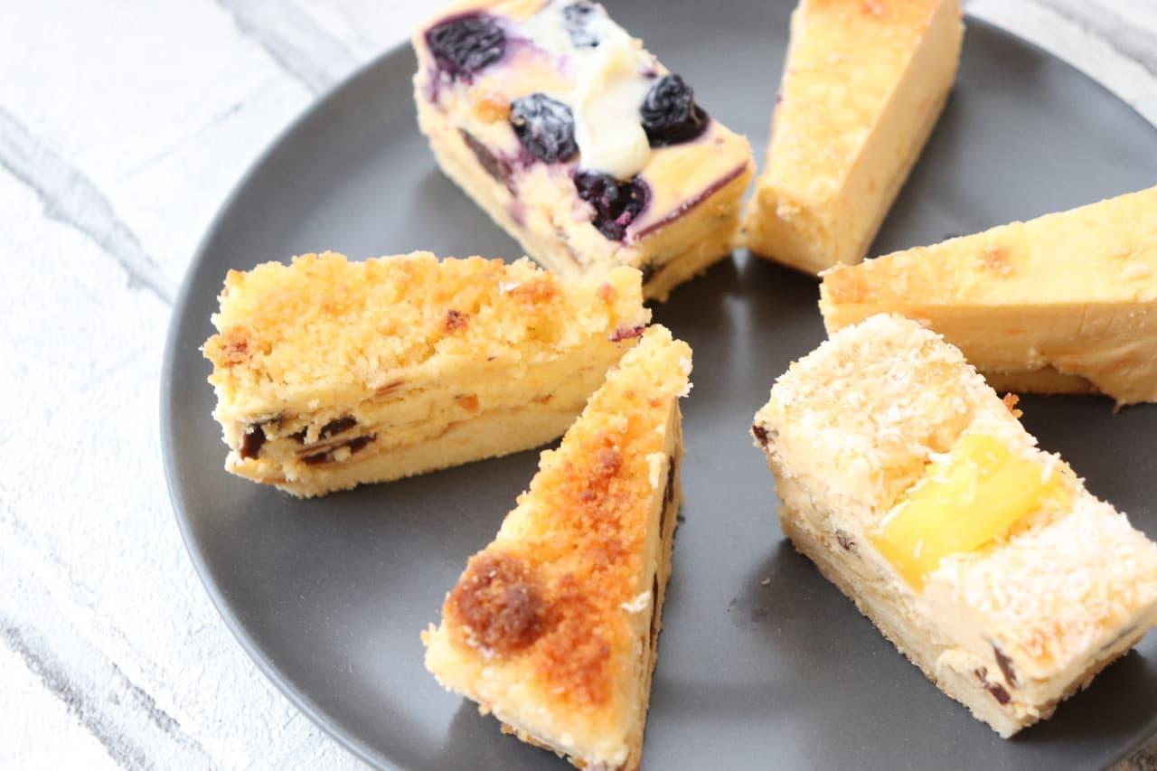 成城石井チーズケーキアソート