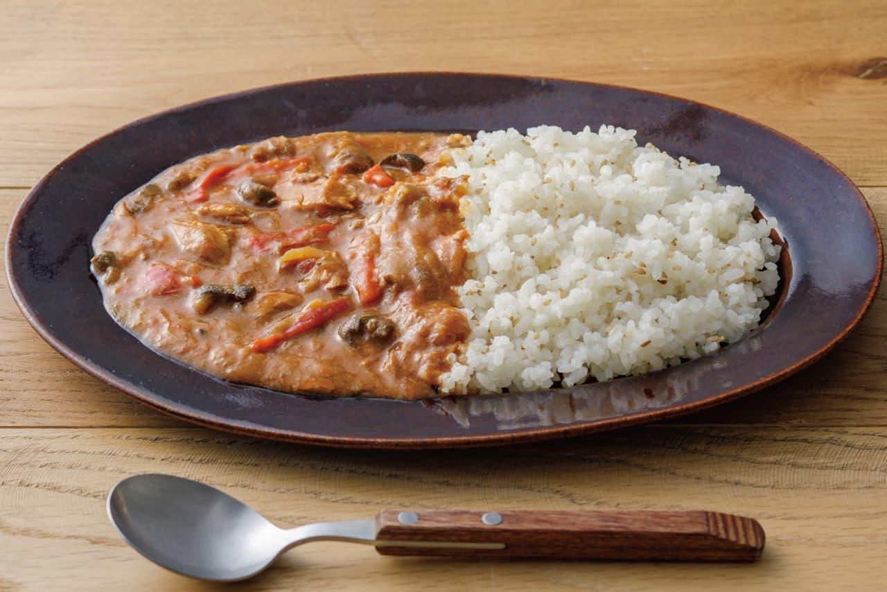スープストックトーキョーからレトルトカレー「Curry for Stock」