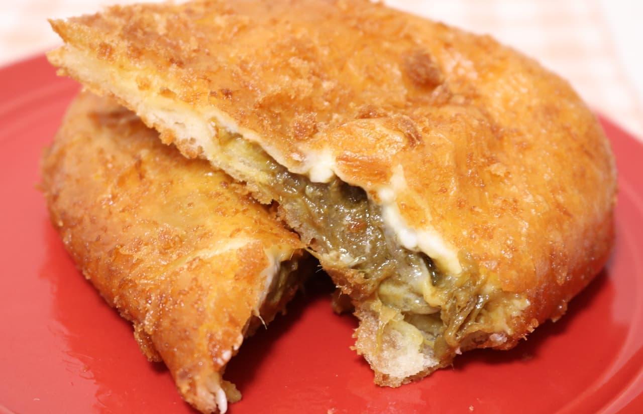 パンの田島「とろけるチーズビーフカレー」