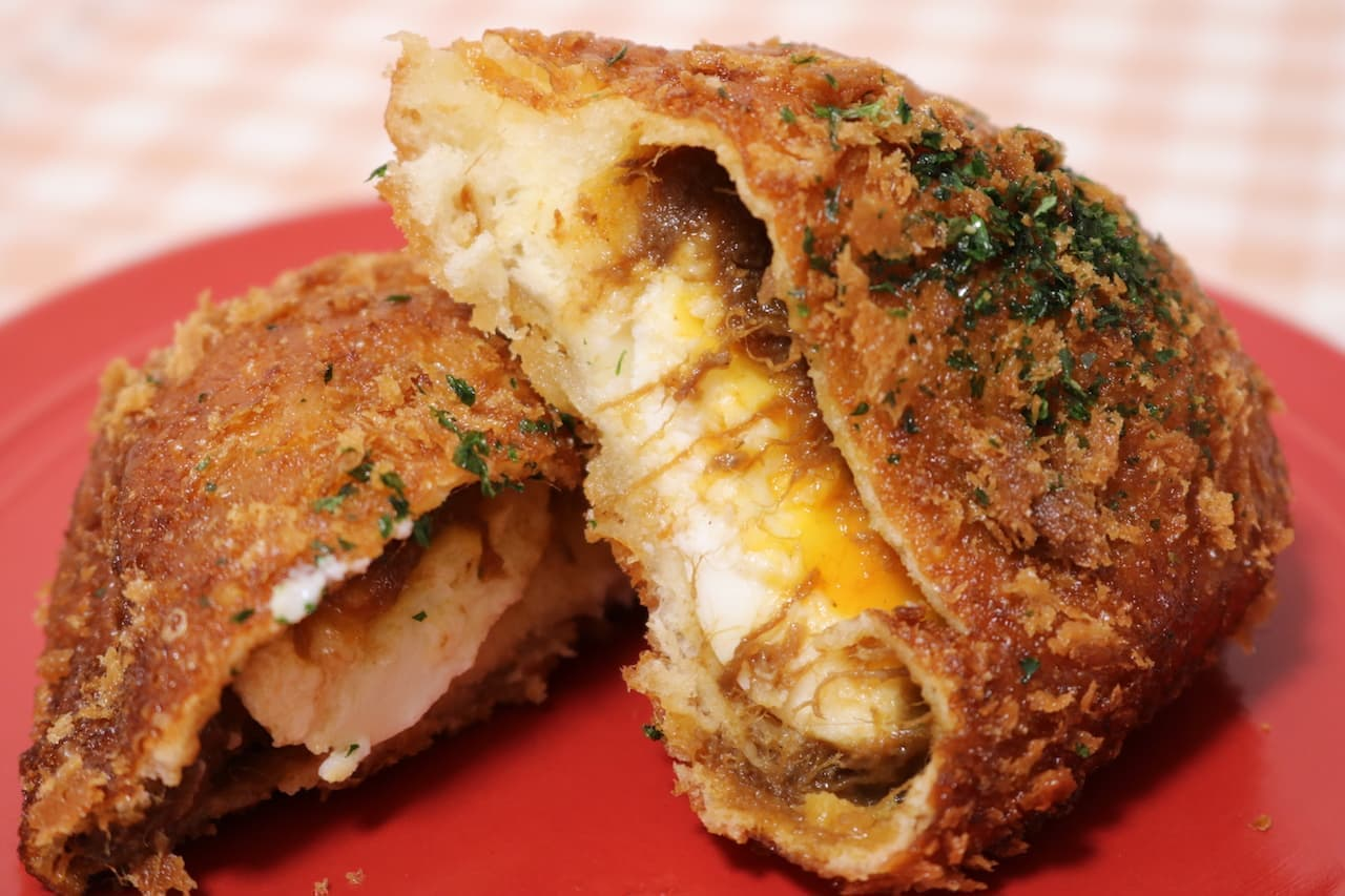パンの田島「半熟卵ビーフシチュー」